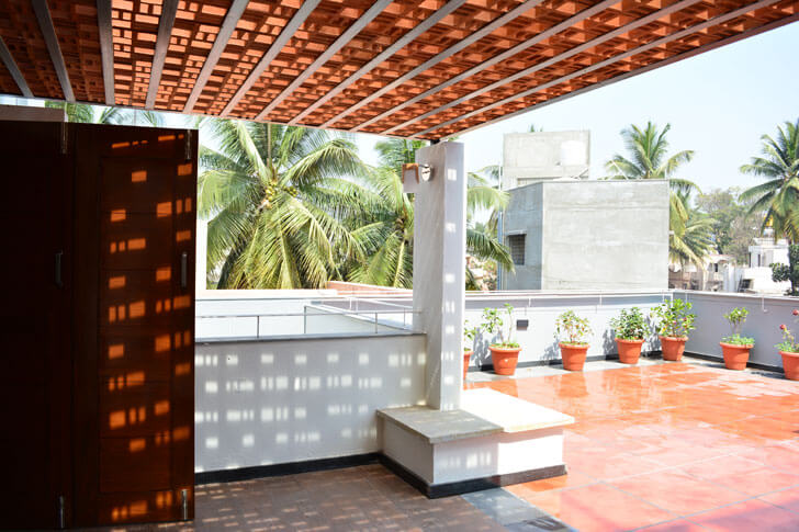 """terrace shelter interface architects indiaartndesign"""
