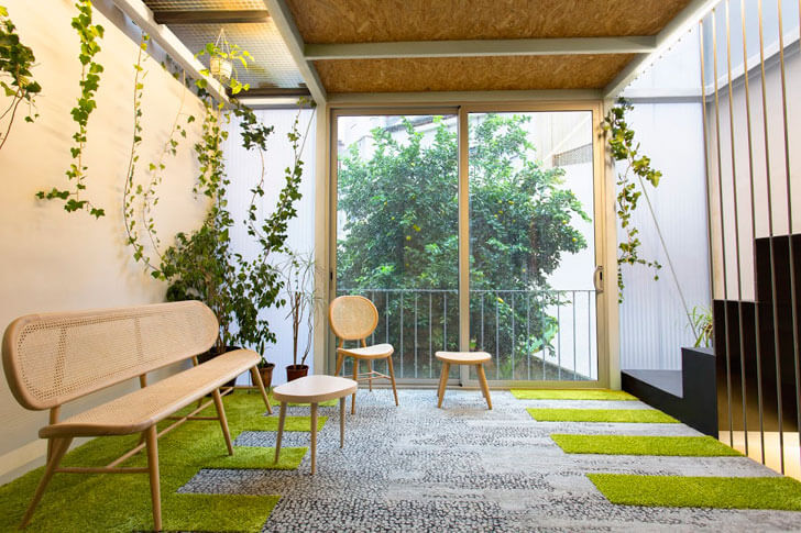 """lemon tree poly house ERA Architects indiaartndesign"""