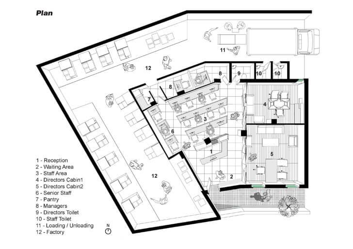 """plan SML Architects indiaartndesign"""