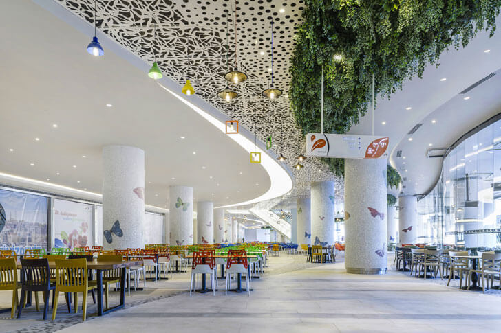 """GVDS watergarden restaurants indiaartndesign"""