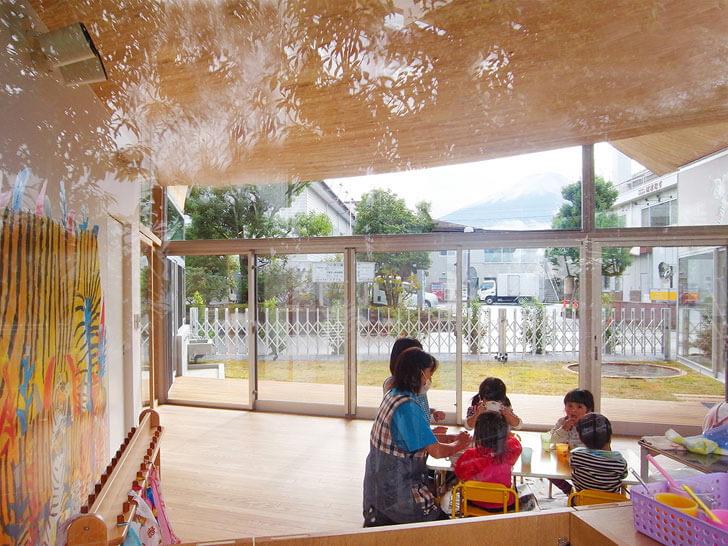 """""""children eating Toranoko nursery Takashige Yamashita indiaartndesign"""""""