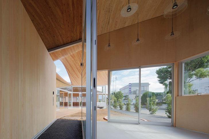 """open plan Toranoko nursery Takashige Yamashita indiaartndesign"""