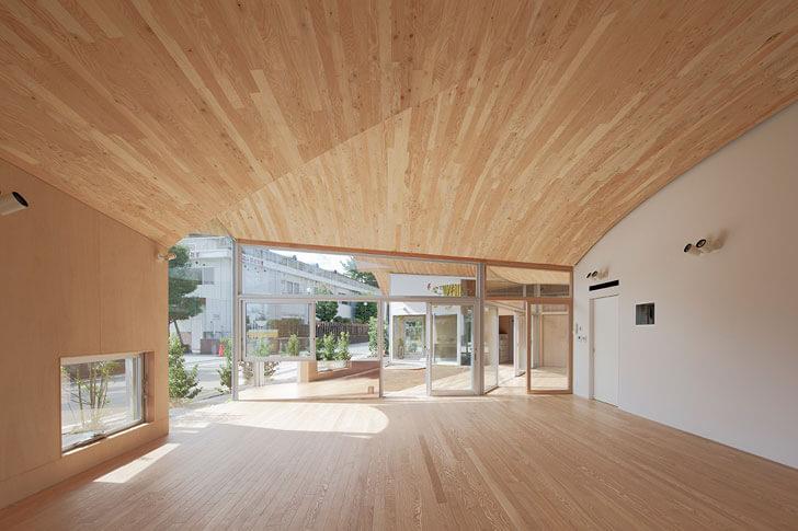 """open to outdoors Toranoko nursery Takashige Yamashita indiaartndesign"""