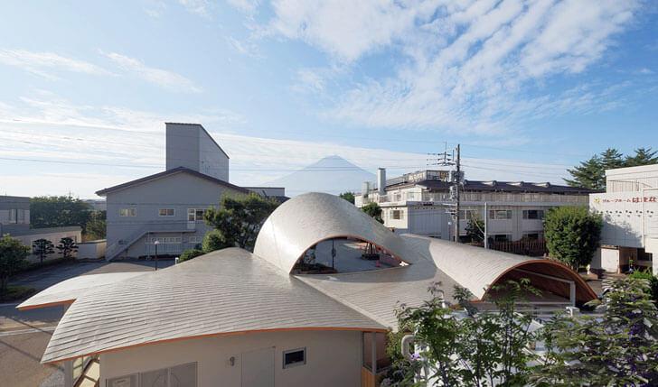 """rooftop Toranoko nursery Takashige Yamashita indiaartndesign"""