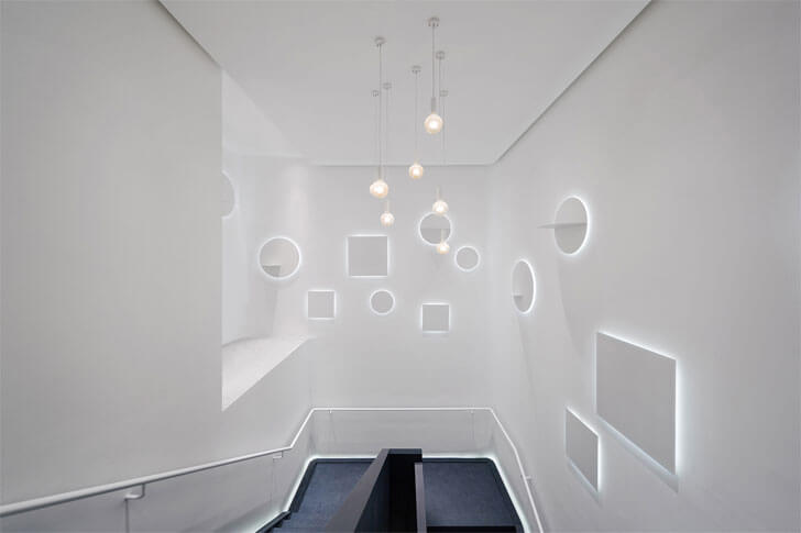 """geometrical wall lights magmode rigi design indiaartndesign"""