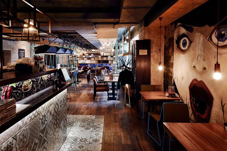 """art rolls novinka allartsdesign design cafe indiaartndesign"""