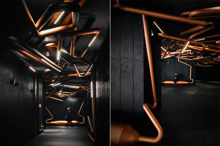 """pipes seating omnijoi cinema onepluspartnershiplimited indiaartndesign"""