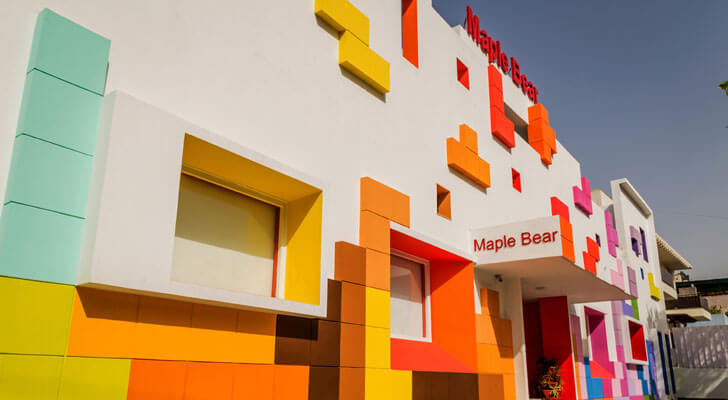 """renesa maple bear indiaartndesign"""