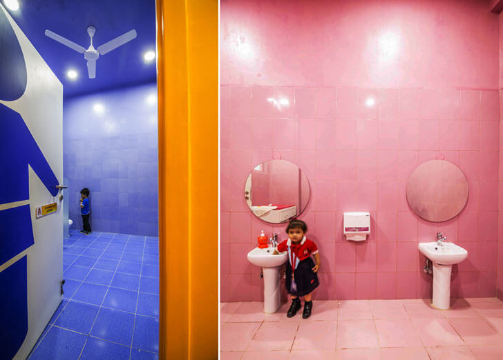 """toilets renesa maple bear indiaartndesign"""