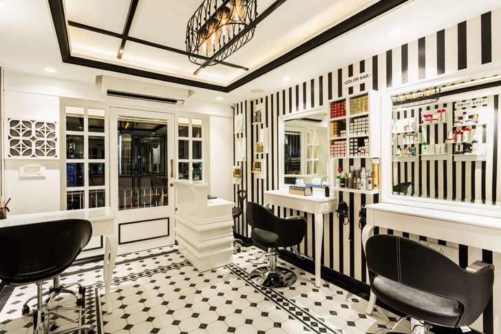 """black and white flooring there she glows sumesshmenonassociates indiaartndesign"""