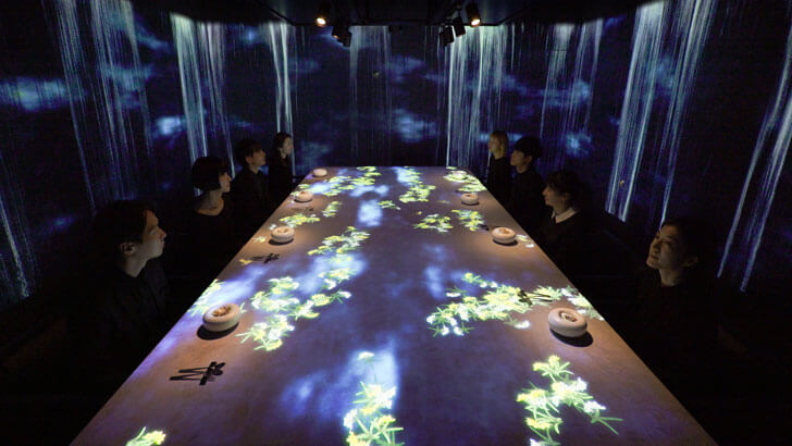 """animated lighting sagaya teamlab indiaartndesign"""