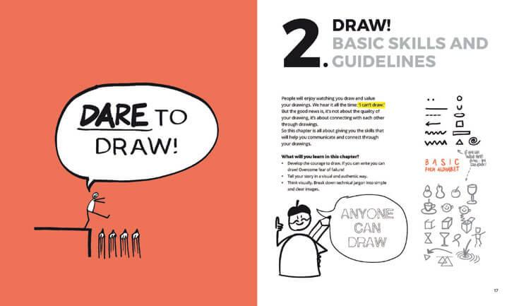 """basic skills visual thinking willemien brand bis publishers indiaartndesign"""
