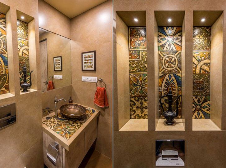 """""""bathroom spa apartment904 istudio architecture indiaartndesign"""""""