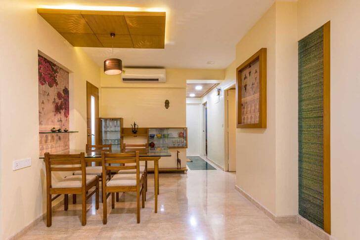 """""""dining apartment904 istudio architecture indiaartndesign"""""""