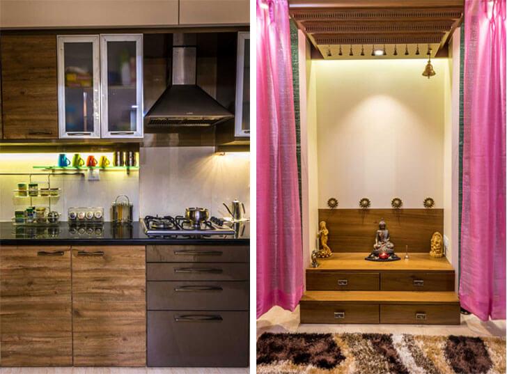 """kitchen temple apartment904 istudio architecture indiaartndesign"""