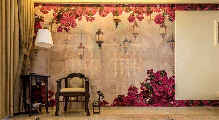 """wallpaper apartment904 istudio architecture indiaartndesign"""