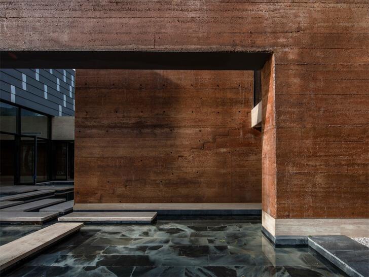 """""""sanbaopeng art museum DL atelier indiaartndesign"""""""