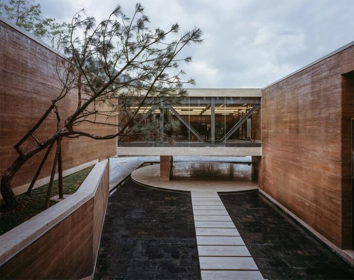 """""""textures sanbaopeng art museum DL atelier indiaartndesign"""""""