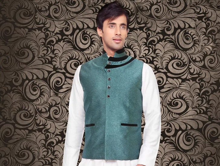 """menswear nehru jacket utsav fashion indiaartndesign"""