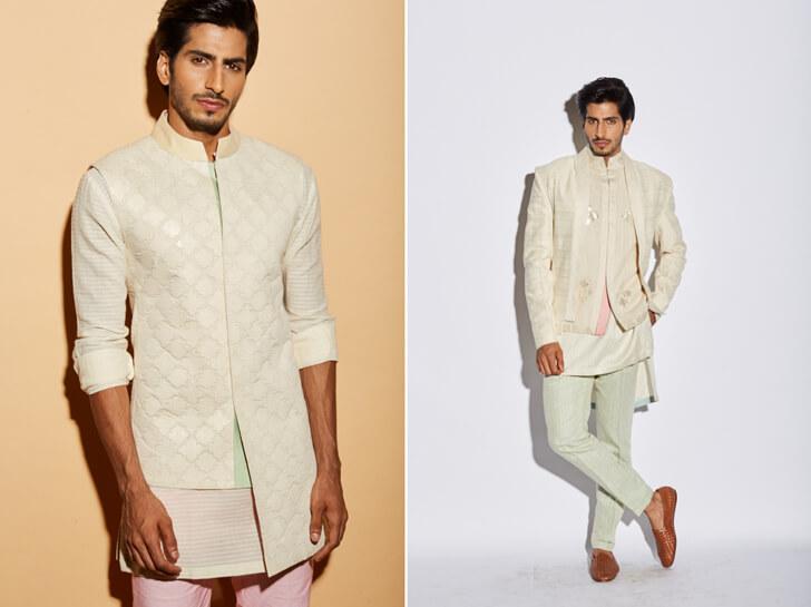 """traditional jackets styles menswear kunal tanna indiaartndesign"""