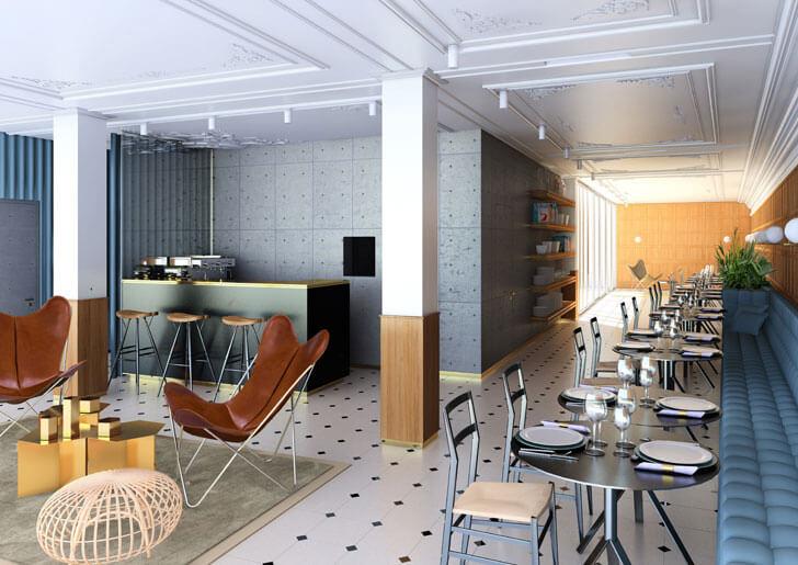 """Hotel Parister restaurant Beckmann n thepe indiaartndesign"""