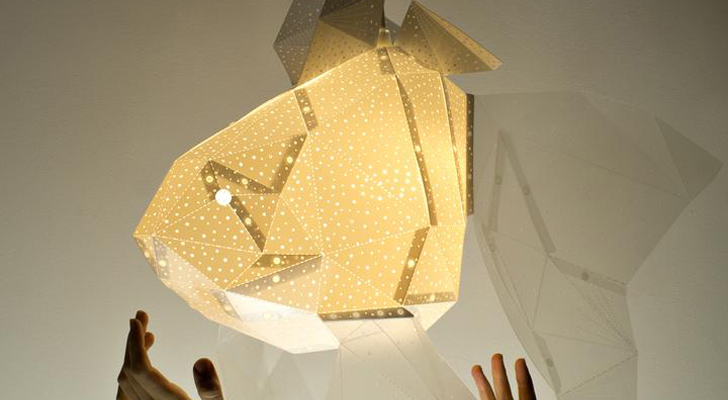 """goldfish lamp indiaartndesign"""