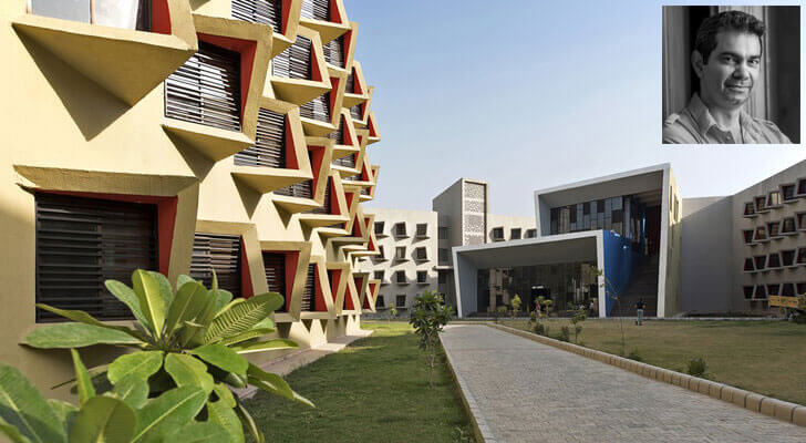 """GLA university hostel the street sanjay puri architects indiaartndesign"""