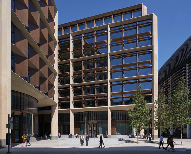 """LDN building entrance foster and partners indiaartndesign"""
