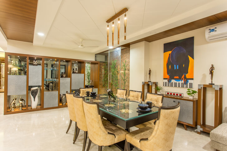 """dining room bhatti-res OCA indiaartndesign"""