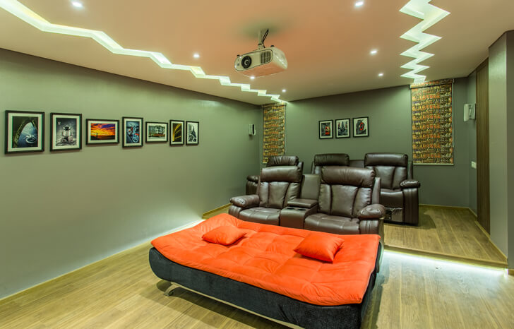 """home theatre bhatti-res OCA indiaartndesign"""