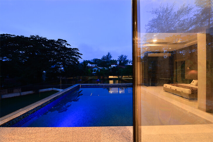 """swimming pool SM studio indiaartndesign"""