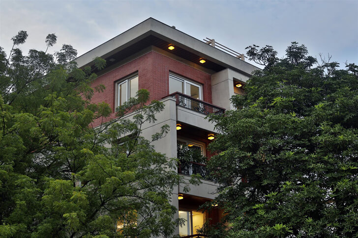 """garden apts TCS Architects indiaartndesign"""