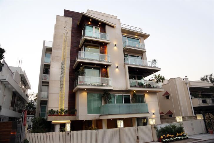 """vasant vihar apts TCS Architects indiaartndesign"""