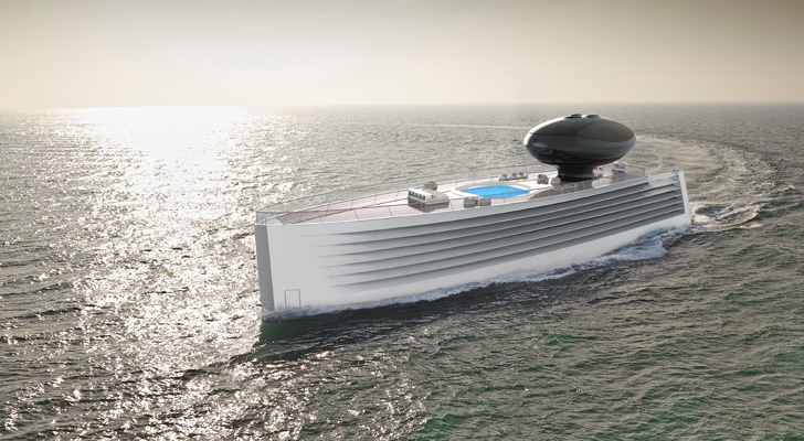Will luxury yachting go green?