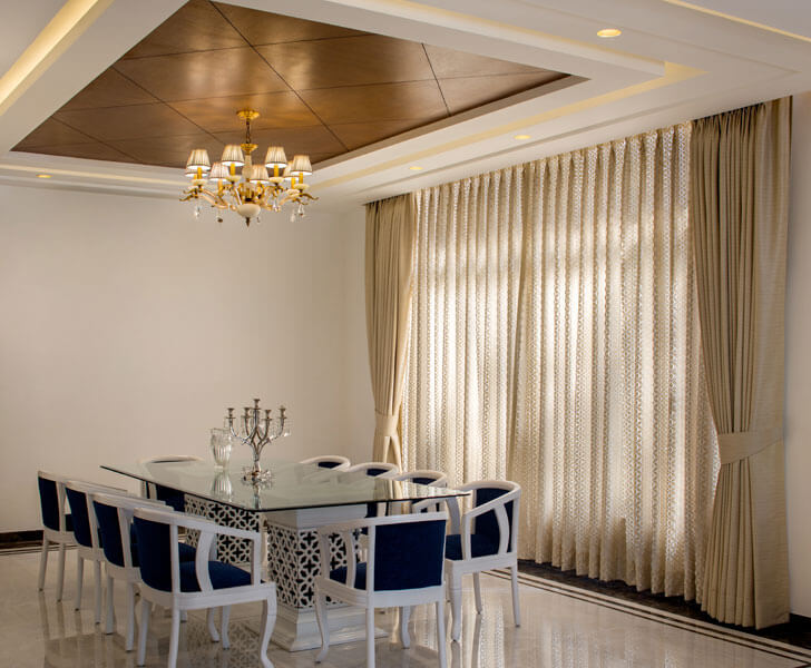 """dining room gujral home DCA indiaartndesign"""