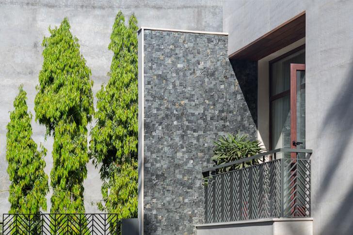 """""""facade treatment gujral home DCA indiaartndesign"""""""
