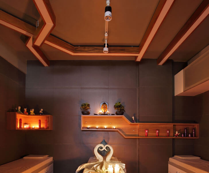 """ceiling spa salon parth chitte indiaartndesign"""