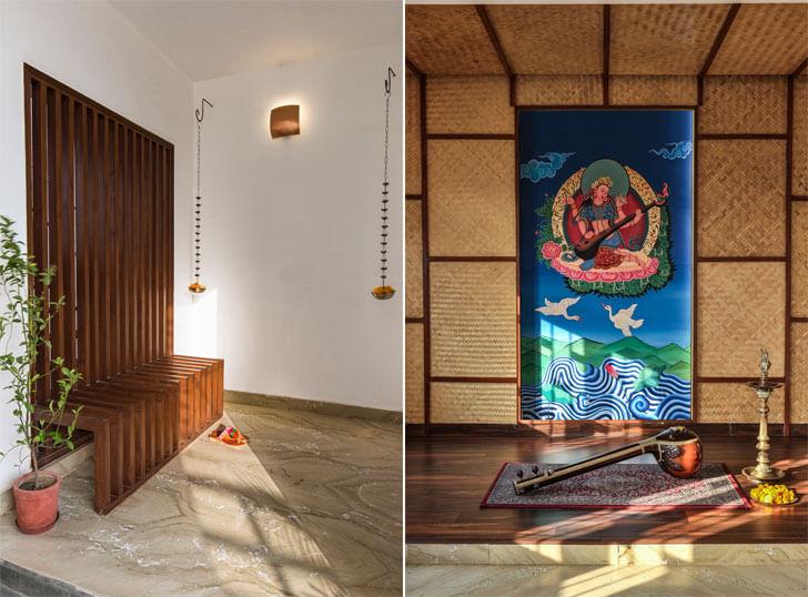 """details surajkund residence studio wood indiaartndesign"""