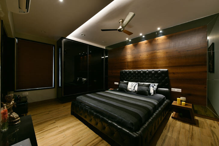 """master bedroom thinkdesignerz indiaartndesign"""