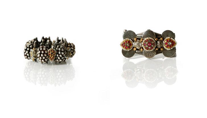 """""""Lara Morakhia reimagined jewellery kadas indiaartndesign"""""""