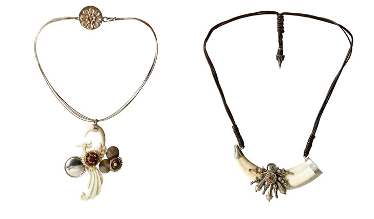 """Lara Morakhia reimagined jewellery necklaces indiaartndesign"""