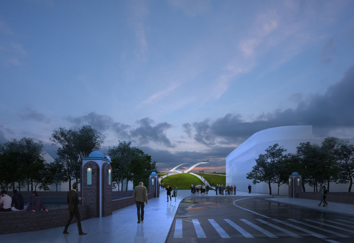 """approach MVRDV SeaSaw Visualisation indiaartndesign"""