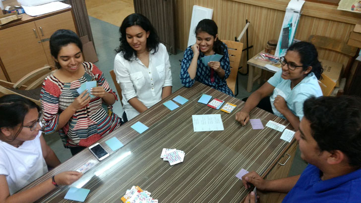 """game players mezza card game BIS publishers indiaartndesign"""