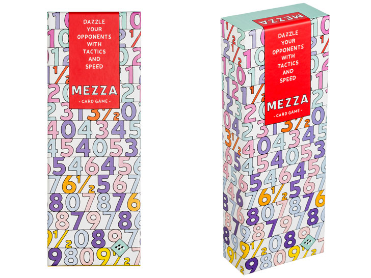 """mezza card game BIS publishers indiaartndesign"""