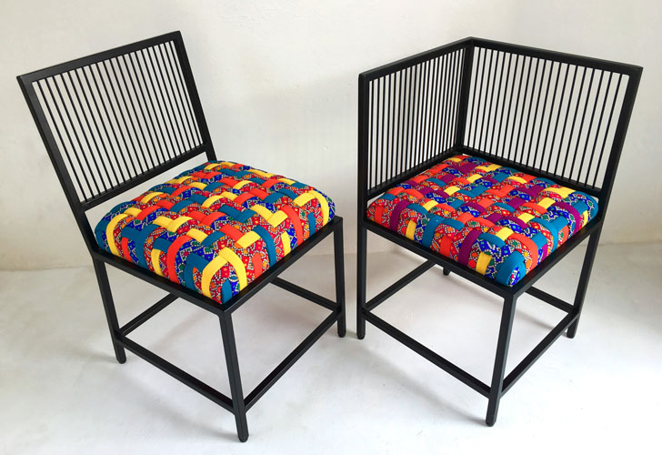 """safa chairs design clinic milan design week 2018 indiaartndesign"""