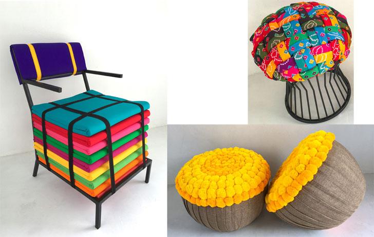 """thaan chair design clinic milan design week 2018 indiaartndesign"""