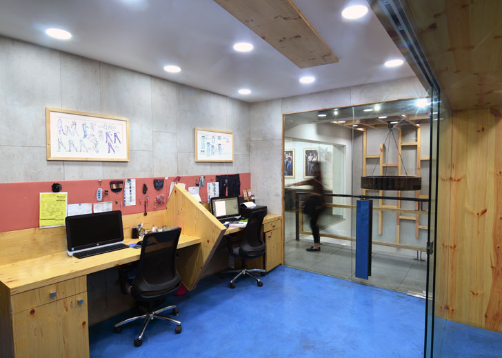 """designer workstations imelda inc spaces architects at ka indiaartndesign"""