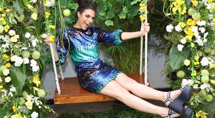 """summer style sequins maheka mirpuri indiaartndesign"""