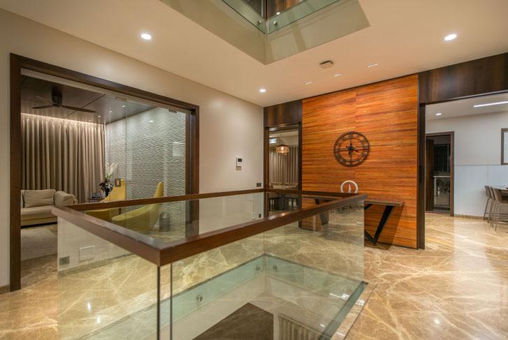 """""""atrium space Lalit Villa Think Designz indiaartndesign"""""""