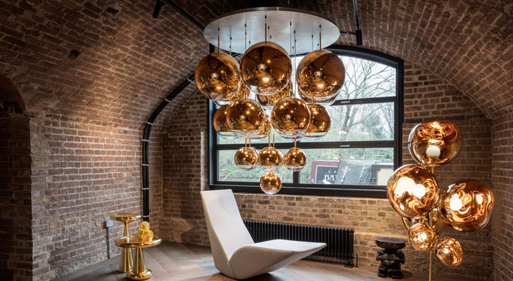 """tom dixon kings cross london indiaartndesign"""